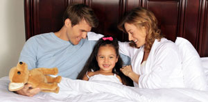 Plushbeds Is Designed For Families