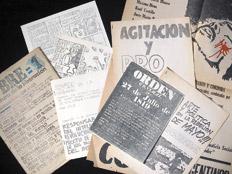 Revista Sobre, con la que impactó a Umberto Eco. 1969.