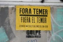 Homenaje a Juan Carlos Romero, por Hortência, Clara, Alexis, Juliana, Renato e Juninho. En las calles Jacuí y Guajajaras y en la Estação Central del metro, en Belo Horizonte.