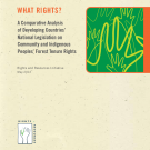 Forest tenure rights and REDD: Most laws in Asia and Africa, meaningless or unenforced