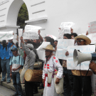 Protest in Chiapas