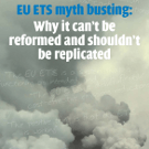 The EU Emissions Trading Scheme has failed: Time to scrap the ETS