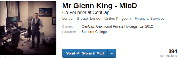 Response from Glenn Jamie King's Solicitors | REDD-Monitor