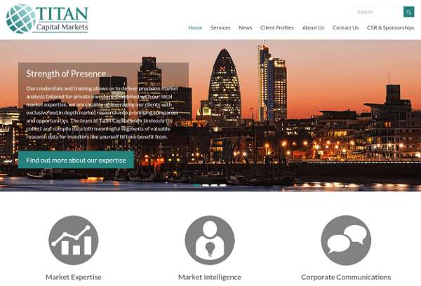 Titan Capital Markets