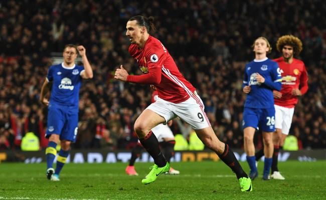 Manchester United S 22 Game Unbeaten Run In The Premier League