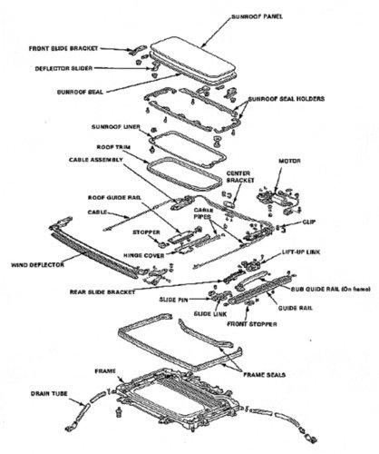 Crx Rear Wiper Wiring Diagram