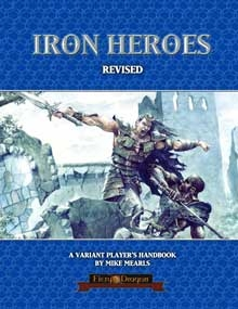 Iron heroes review