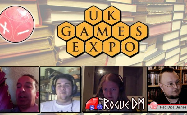 Talking about the UK Games Expo 2015