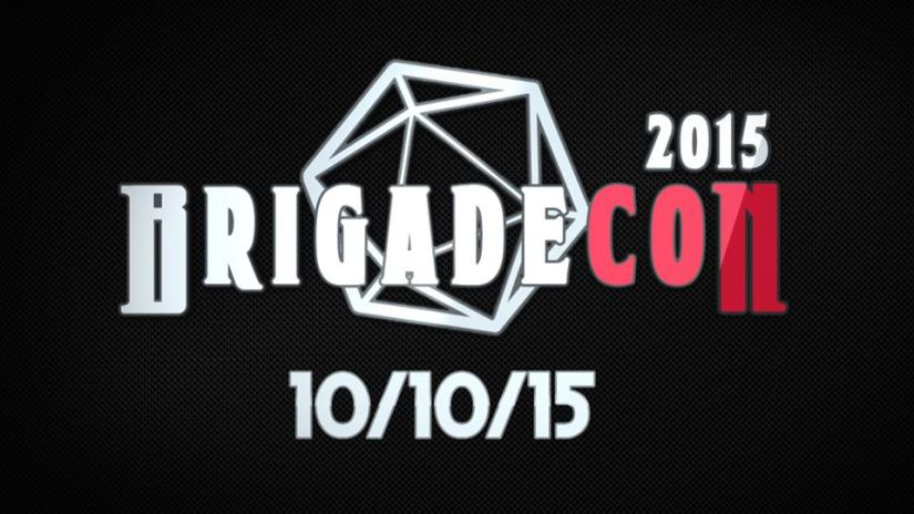 BrigadeCon 2015 schedule