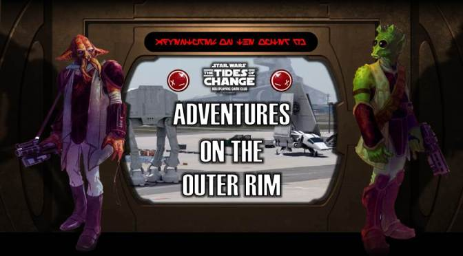 What is Adventures on the Outer Rim?