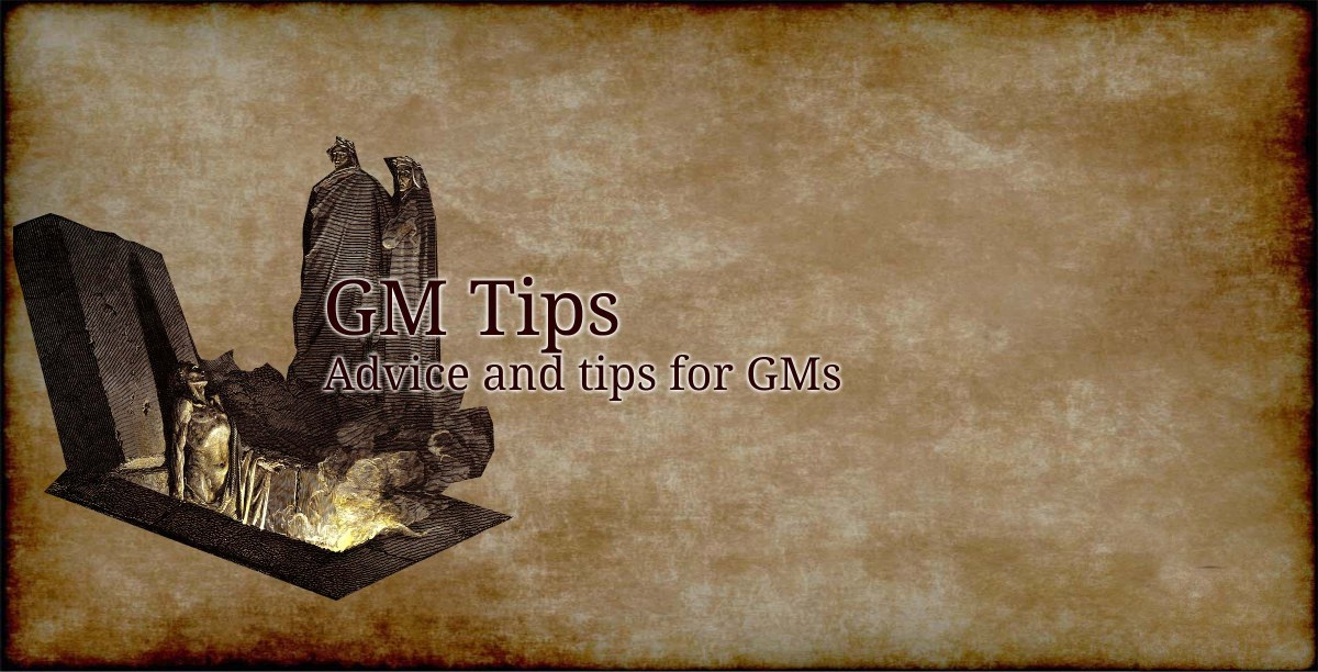 GM Tips: Expand your reading material