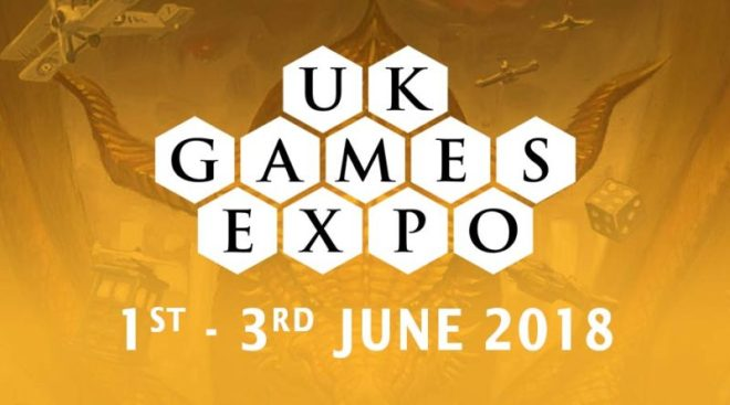 Games on Demand at UK Games Expo 2018