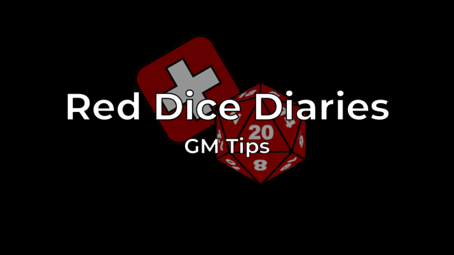 GM Tips: Use letters in your games