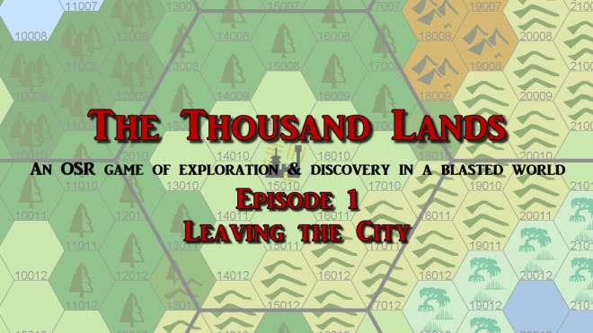 The Thousand Lands S01E01