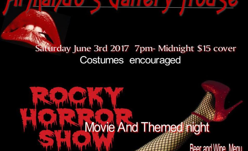 Rocky Horror Show – Movie Themed Night