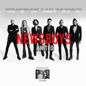 Newsboys United at Redding Civic