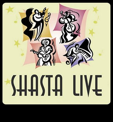 SHASTA LIVE: O SOLE TRIO Concert at Cascade Theatre