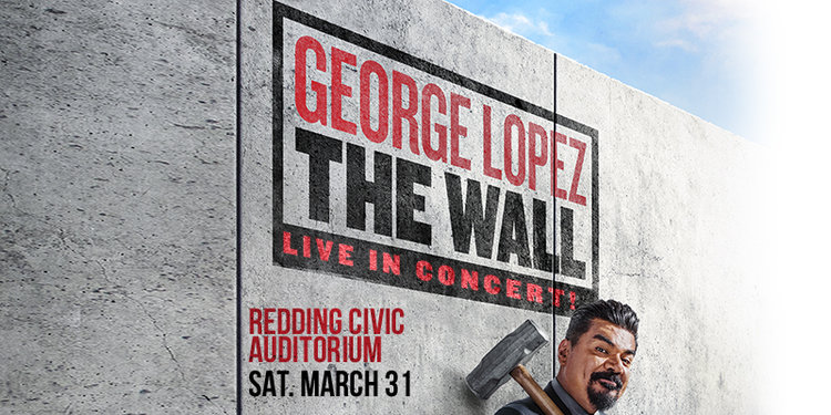 George Lopez Live at Redding Civic