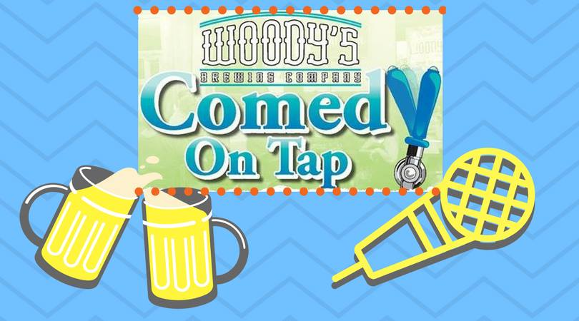 Comedy on Tap Presents Brad Bonner Jr.