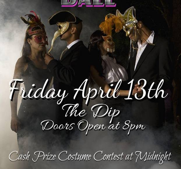 Friday the 13th Masquerade Ball