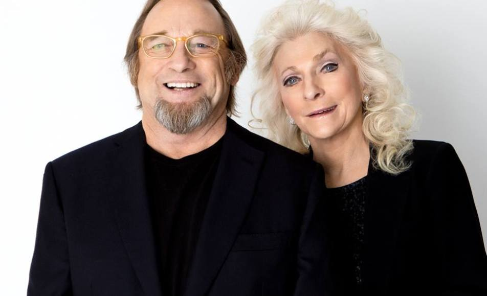 Singer-Songwriters Stephen Stills and Judy Collins