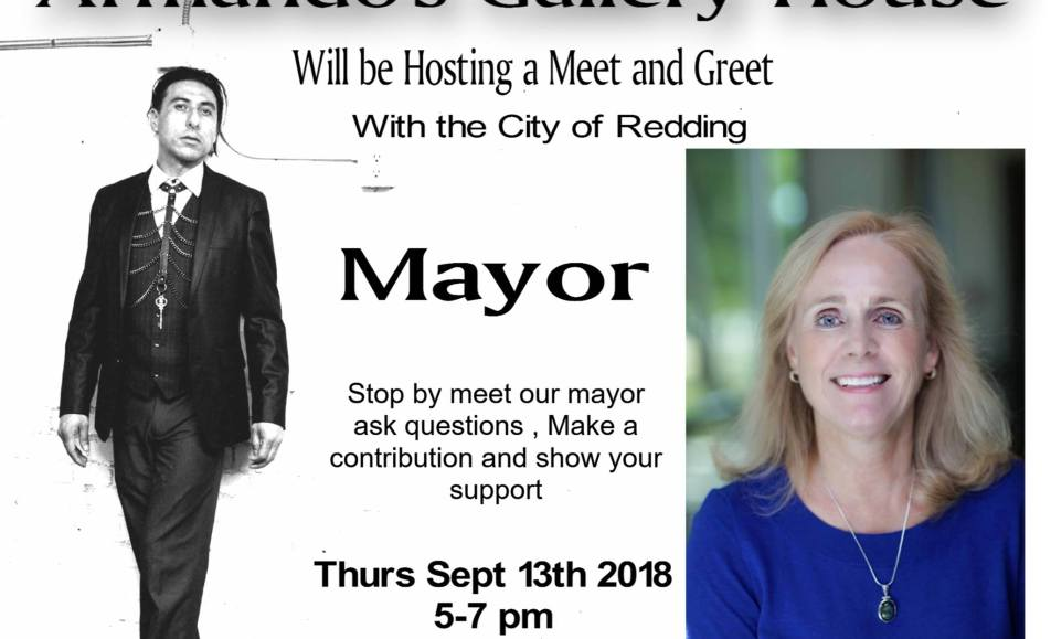 Meet and greet with Mayor Kristen Schreder