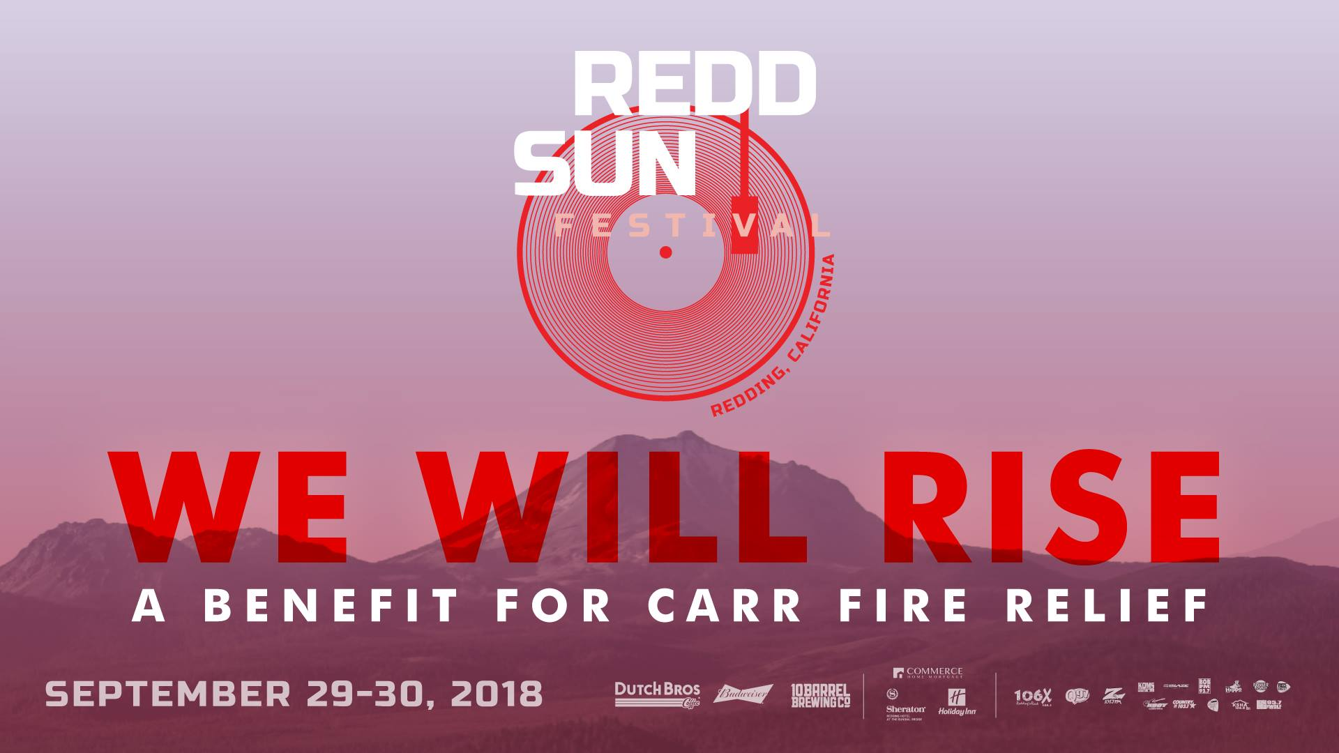 Redd Sun Festival - a Benefit for Carr Fire Relief ⋆ Redding ...