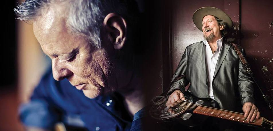 Tommy Emmanuel with special guest Jerry Douglas