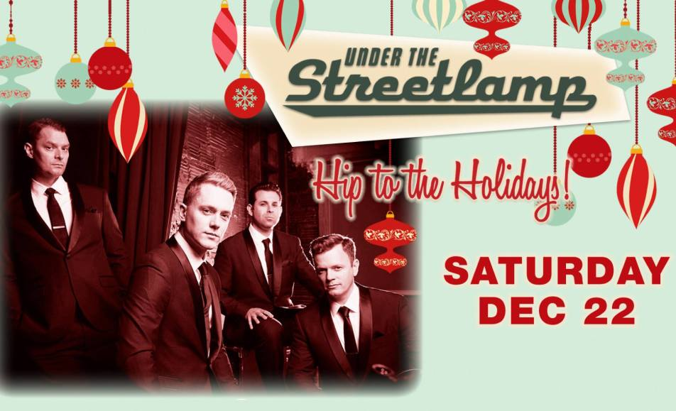 Under the Streetlamp: Hip To The Holidays