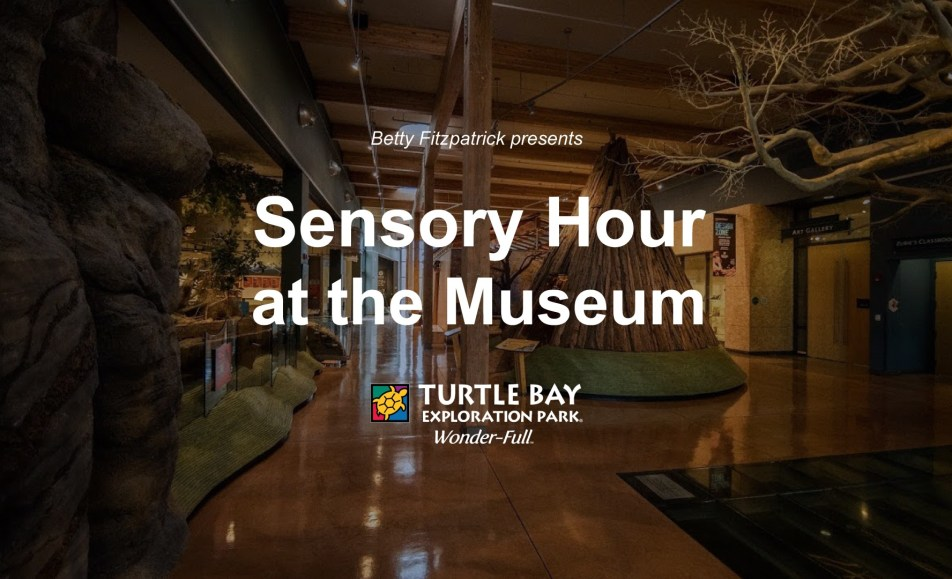 Sensory Hour at the Museum