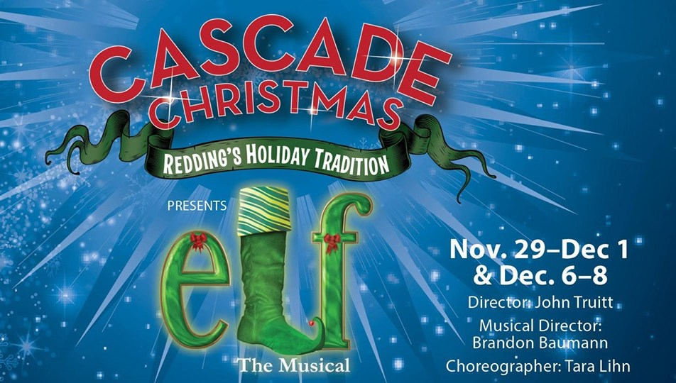 Cascade Christmas 2019 ~ Elf the Musical