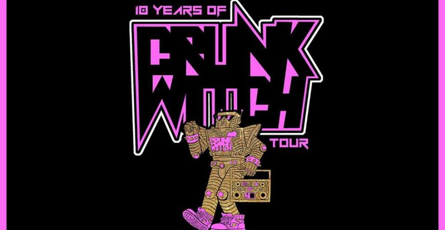 10 Years of Crunk Witch: w/Lucid Apparition