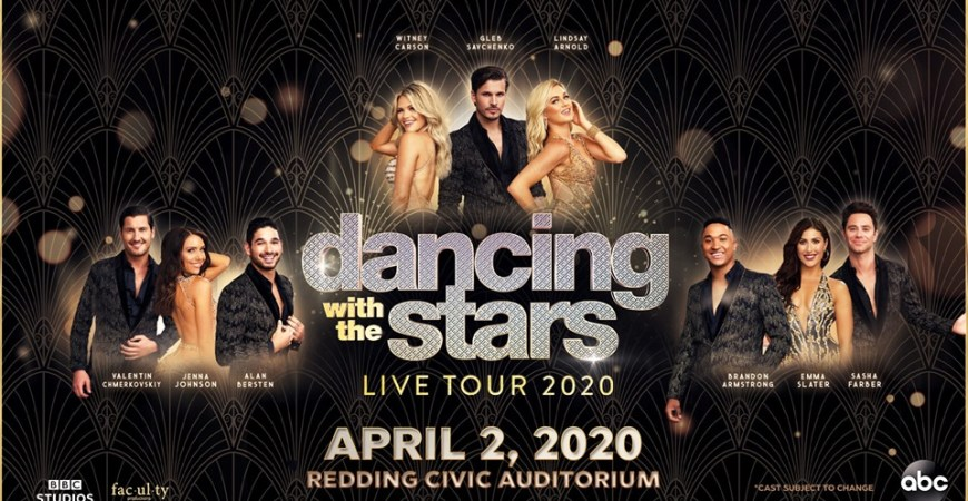 Dancing With the Stars Live! poster
