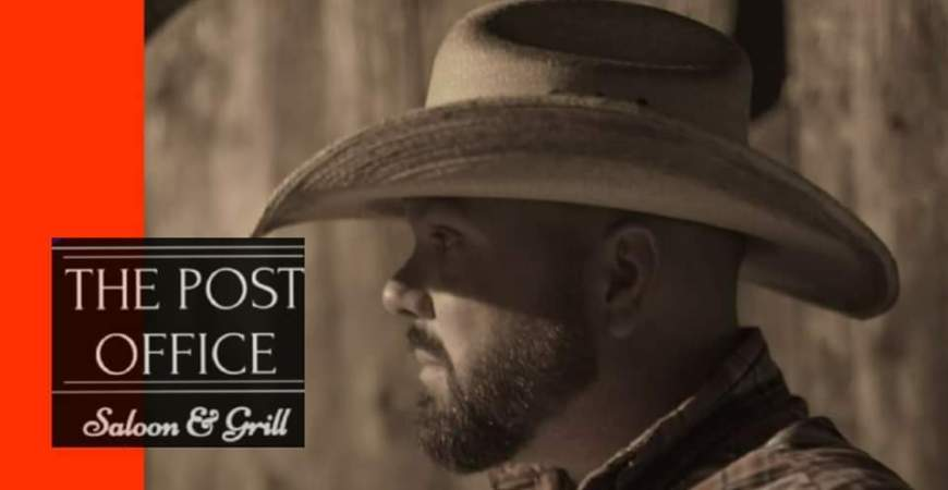 Lance Michael Conwell Live @ The post Office Saloon