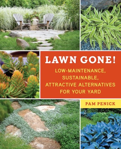 Lawn Gone book cover