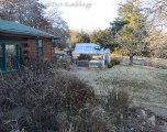 Winter potager and greenhouse