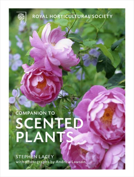 Cover of RHS Companion to Scented Plants. Gifts for Gardeners