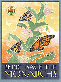 Let's bring back the Monarchs