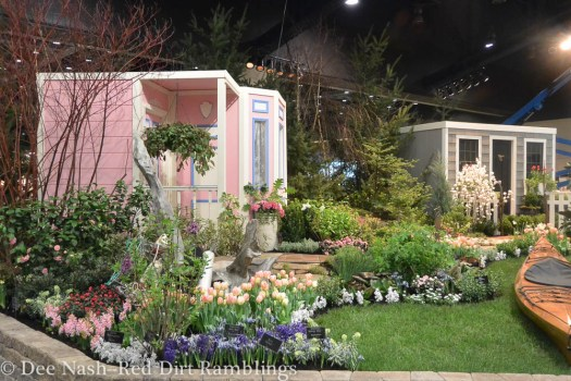 From Sea to Shining Sea at the Northwest Flower and Garden Show.
