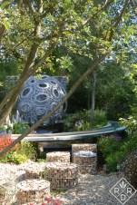 Sphere in the Brewin Dolphin Garden – Forever Freefolk