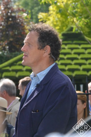 Monty Don of course!