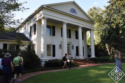The Dooley house.