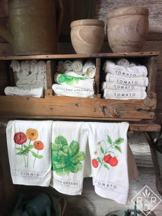 Dish towels at Magnolia Market. Yes, I bought all three. Of course, I did.