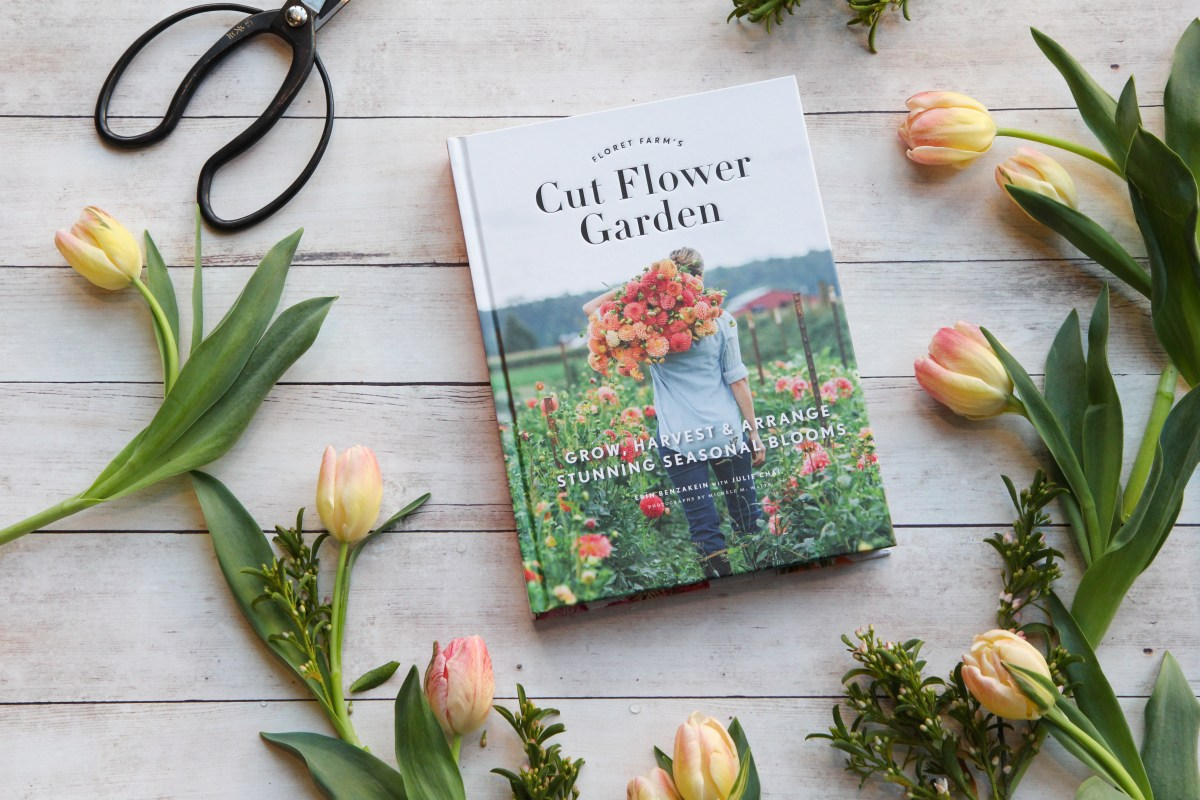 Floret Farm's Cut Flower Garden Book Giveaway