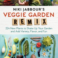 Niki Jabbour's Veggie Garden Remix Book Giveaway