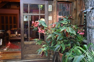 Lucinda's writing room.