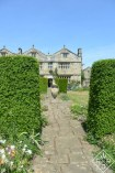 Yes, that's another view of the urn through the yew hedges.
