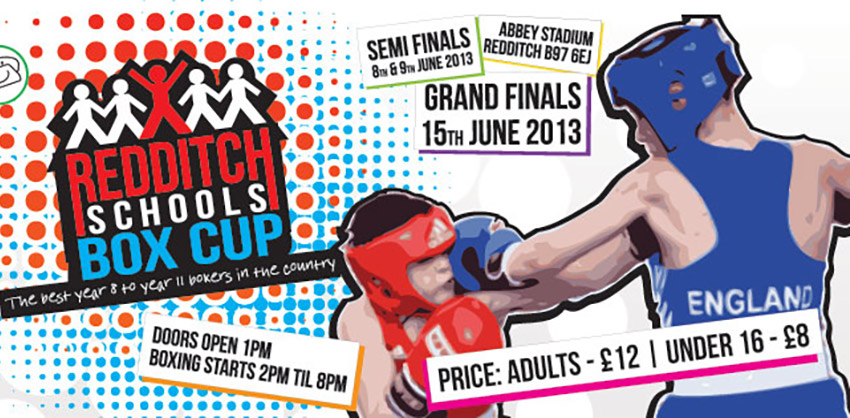 Redditch Schools Box Cup
