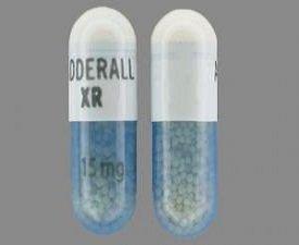 Adderall XR 15mg  Adderall XR 15 mg   Adderall XR 15mg ...