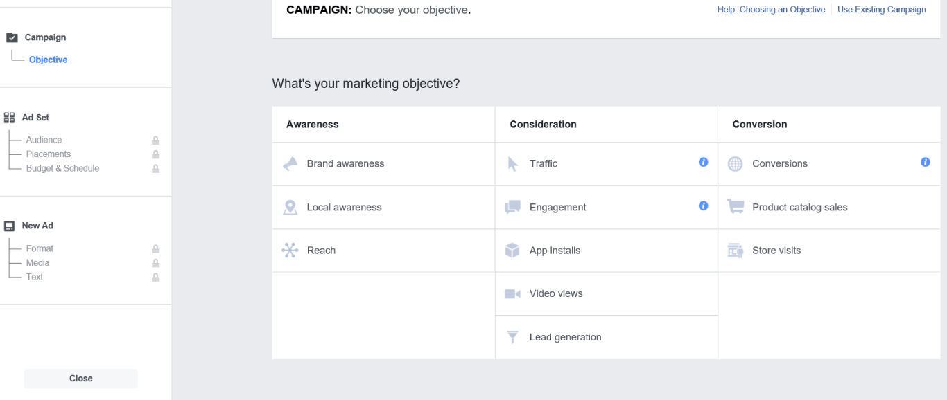 marketing-objective